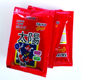 Taiyo grow fish food for gold and koi – pack of 5